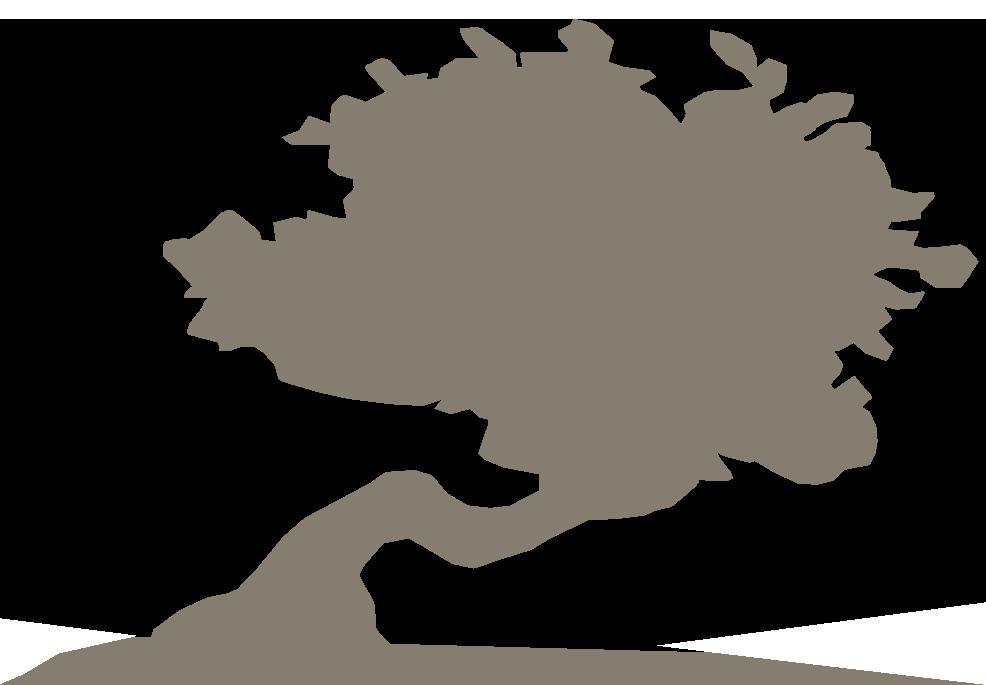 Logo Baum Bonsai Sigurd Roscher