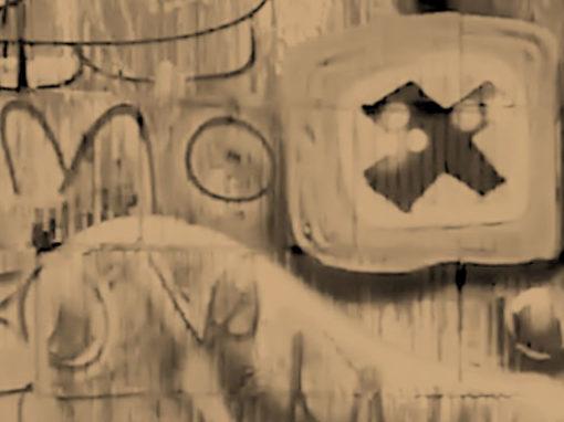 Herr Konte – Wandgestaltung 2016