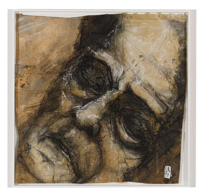 Kurz vor Schluss - 2er Portrait Bilderreihe Sigurd Roscher 2017